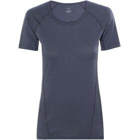 Arc'teryx Lana T-Shirt Women Black Sapphire